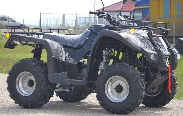 ATV Rebel 250 cmc, ZQ